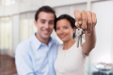 Schlüsselservice und Hauskontrolle (Basispaket)